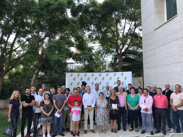 Presentación de las Jornadas Gastronómicas Eivissa Sabor.