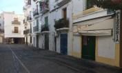 Calle Plàcid Pereyra.