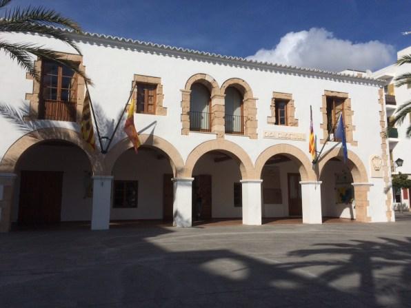 Imagen del Ayuntamiento de Santa Eulària.