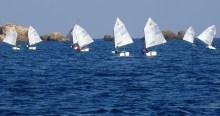 Vela. Optimist. Regata Trofeo One Ibiza Suites