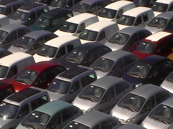 Coches de ocasión de la marca Citroën. WIKIMEDIA