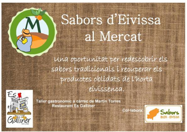 Sabors d'Eivissa al Mercat