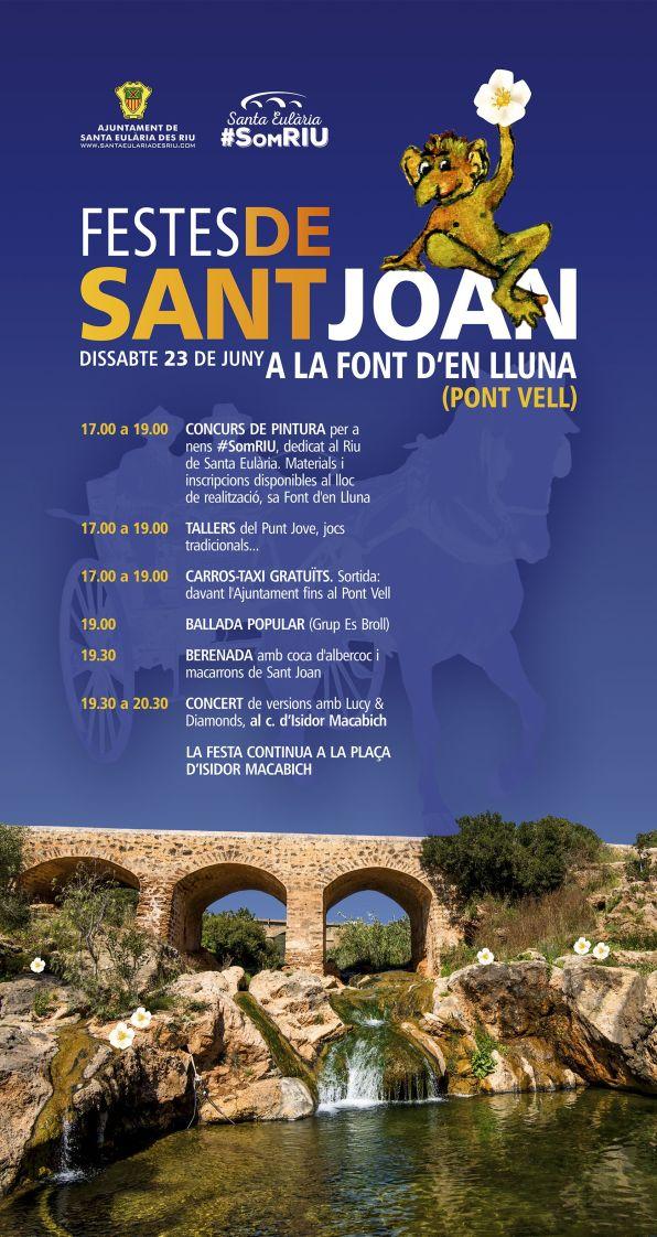 CARTELL FESTES DE SANT JOAN RGB