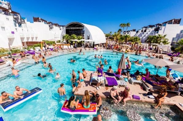Hard Rock Hotel Ibiza. Foto Grupo Palladium