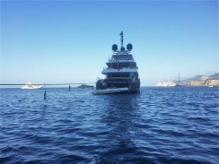 Foto denuncia embarcación