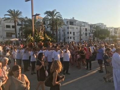 Procesión marinera Ibiza