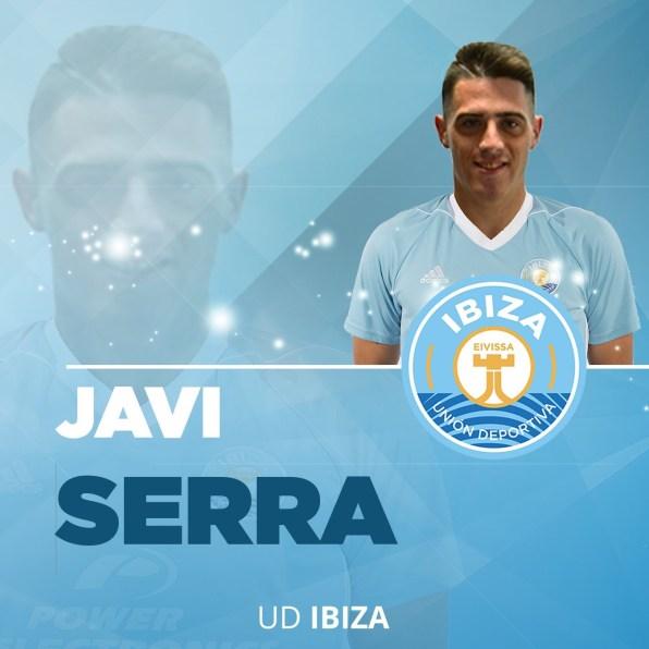 Javi Serra UD Ibiza.