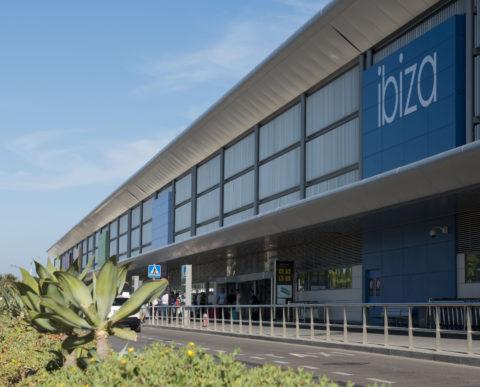 Instalaciones del aeropuerto. Foto AENA