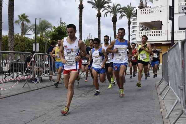 Mini Maratón de Sant Bartomeu 2018.