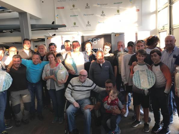 Trofeo Entre Illes Rigging-Med3