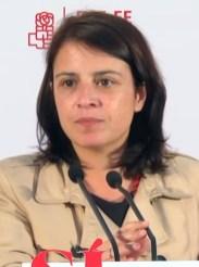 Adriana Lastra 2016. Wikipedia