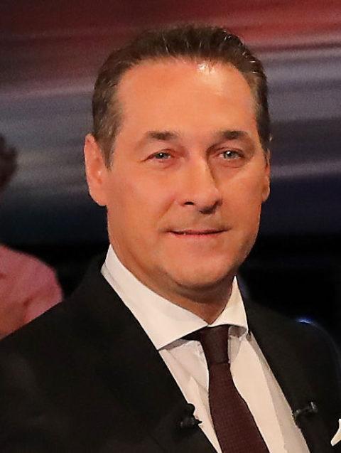Heinz-Christian Strache. Foto: Wikipedia
