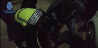 Detención del cabecilla de una banda dedicada a robar relojes de lujo. Foto CNP