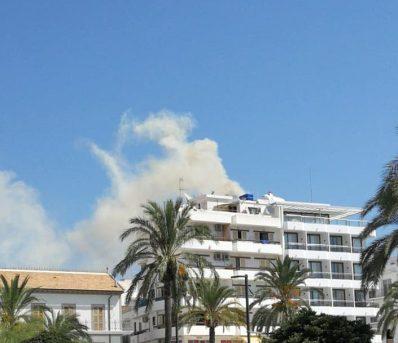 incendio hotel sant antoni