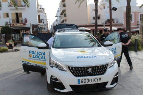 policia local santa eulària