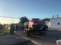 Accidente carretera Sant Josep