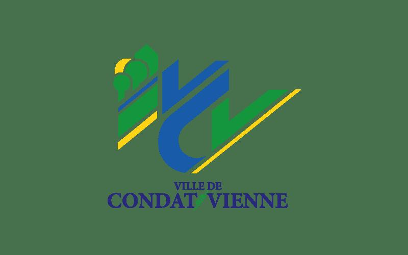 Ville de Condat sur Vienne