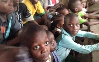 Goûter au profit des orphelins de Mercy Children's Home