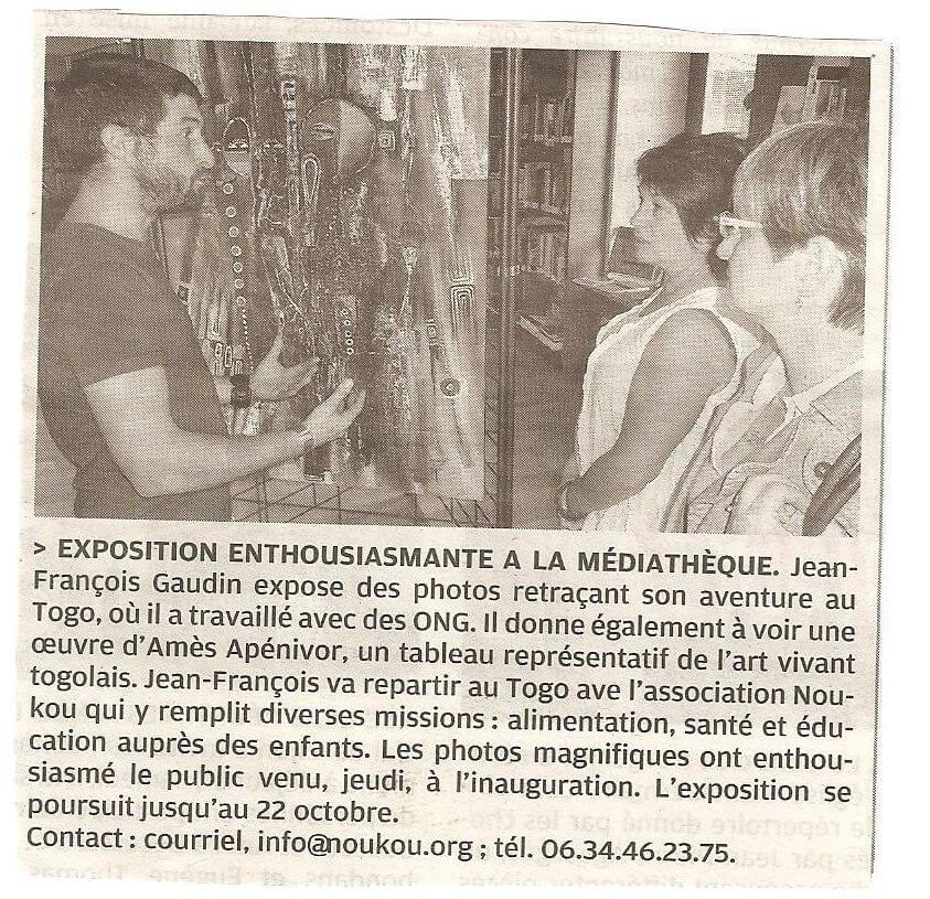 Article-NR-du-09-10-14-sur-le-vernissage-de-lexpo-à-la-médiathèque-dAigurande-le-03-10-14