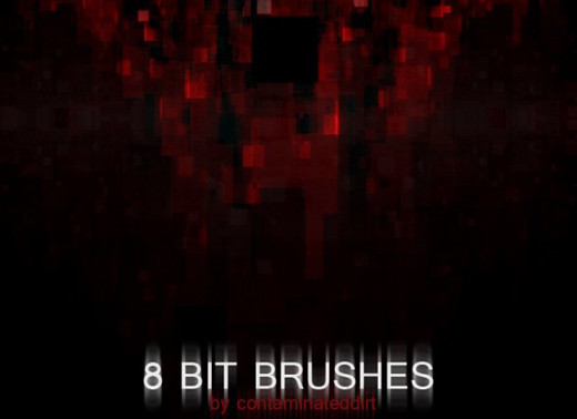 Abstractbrushes21 in 100+ Free High Resolution Photoshop Brush Sets