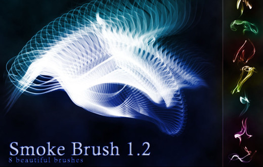 Abstractbrushes34 in 100+ Free High Resolution Photoshop Brush Sets