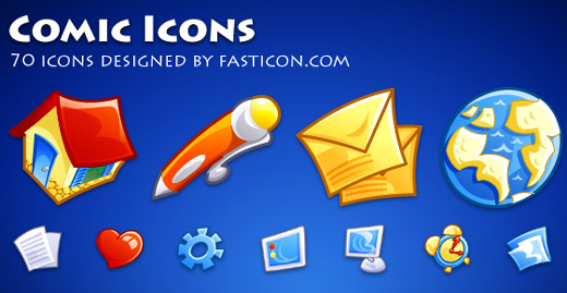 Icondesign20 in 50 Free and High-Quality Icon Sets