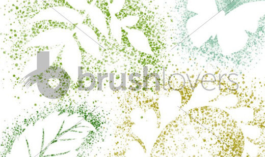 Naturesbrush108 in 100+ Free High Resolution Photoshop Brush Sets