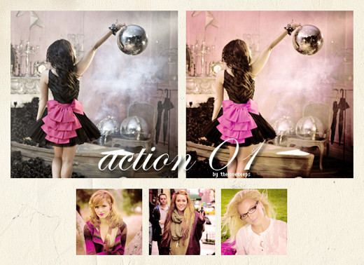 Photoshopactions11 in 80+ Time Saving and Free Photoshop Action Sets To Enhance your Photos