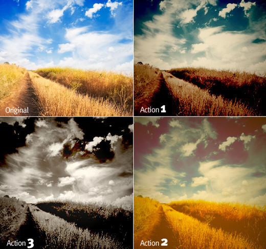 Photoshopactions52 in 80+ Time Saving and Free Photoshop Action Sets To Enhance your Photos