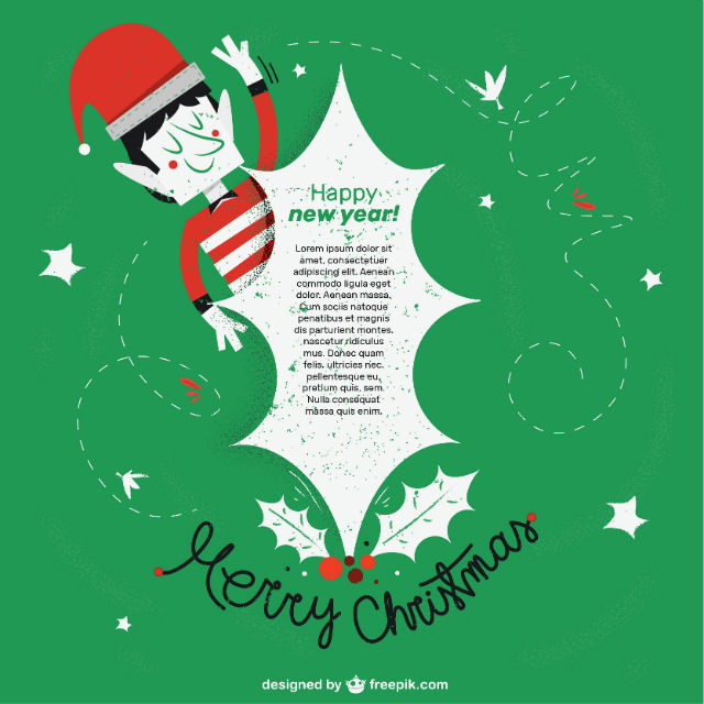Free Christmas Design Resources By Freepik NOUPE