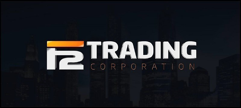 F2 Trading Corporation Logo - Crypto Exchange