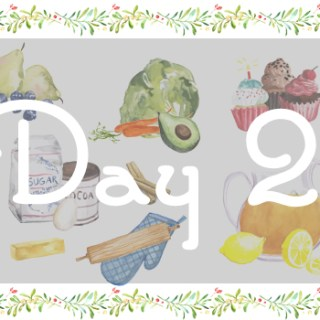 12 Days of Holistic Holidays: Day 2.