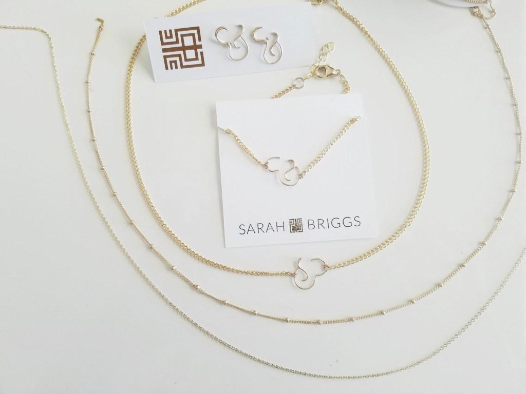 sarah briggs n&n jewelry collaboration