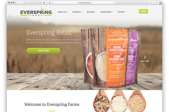Welcoming Everspring Farms to the Nourish family