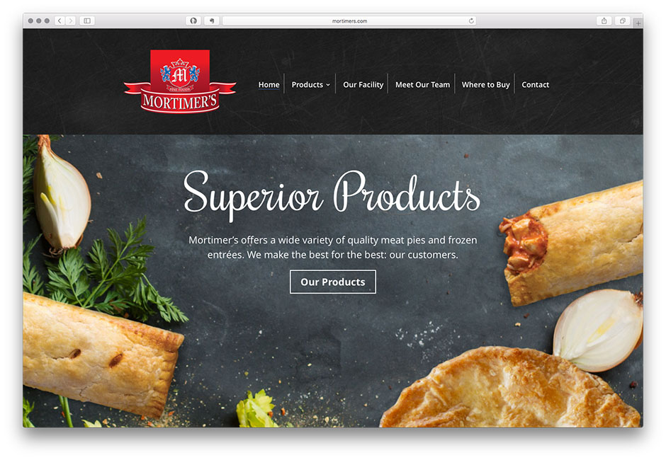 mortimers-website