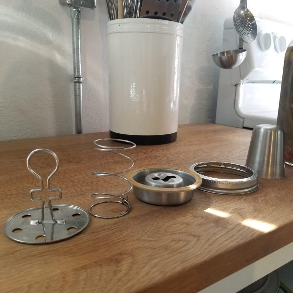 Kraut Source fermentation kit