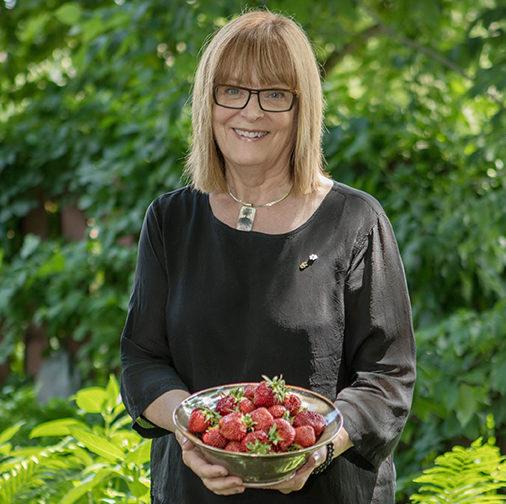 Food Day Canada founder Anita Stewart