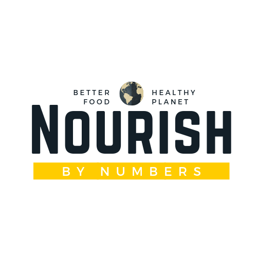 Nourish by Numbers Logo