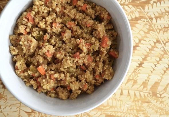 friend quinoa