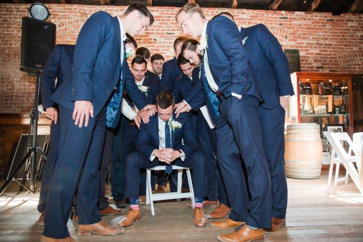 Cummins Wedding- Picchetti Winery