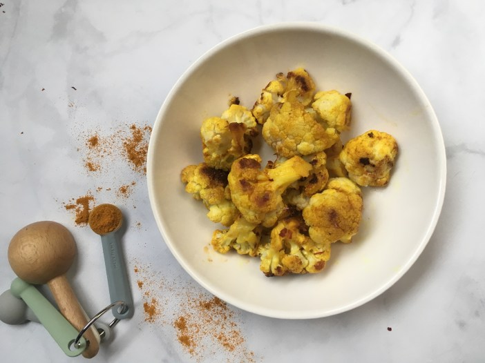 Golden Cauliflower with Tumeric and Honey (4)