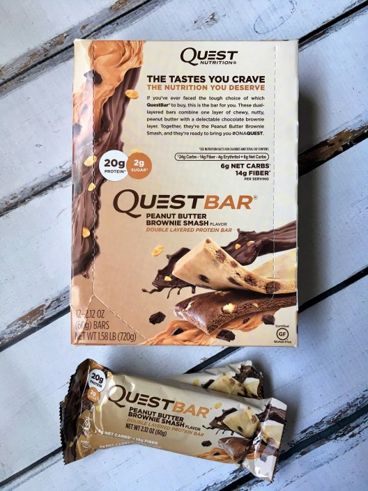 Tried & True: Quest Nutrition