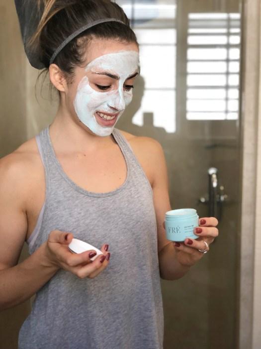 Fre Skincare- Detox Me Mask