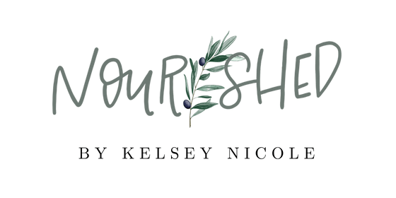 Nourished by Kelsey Nicole