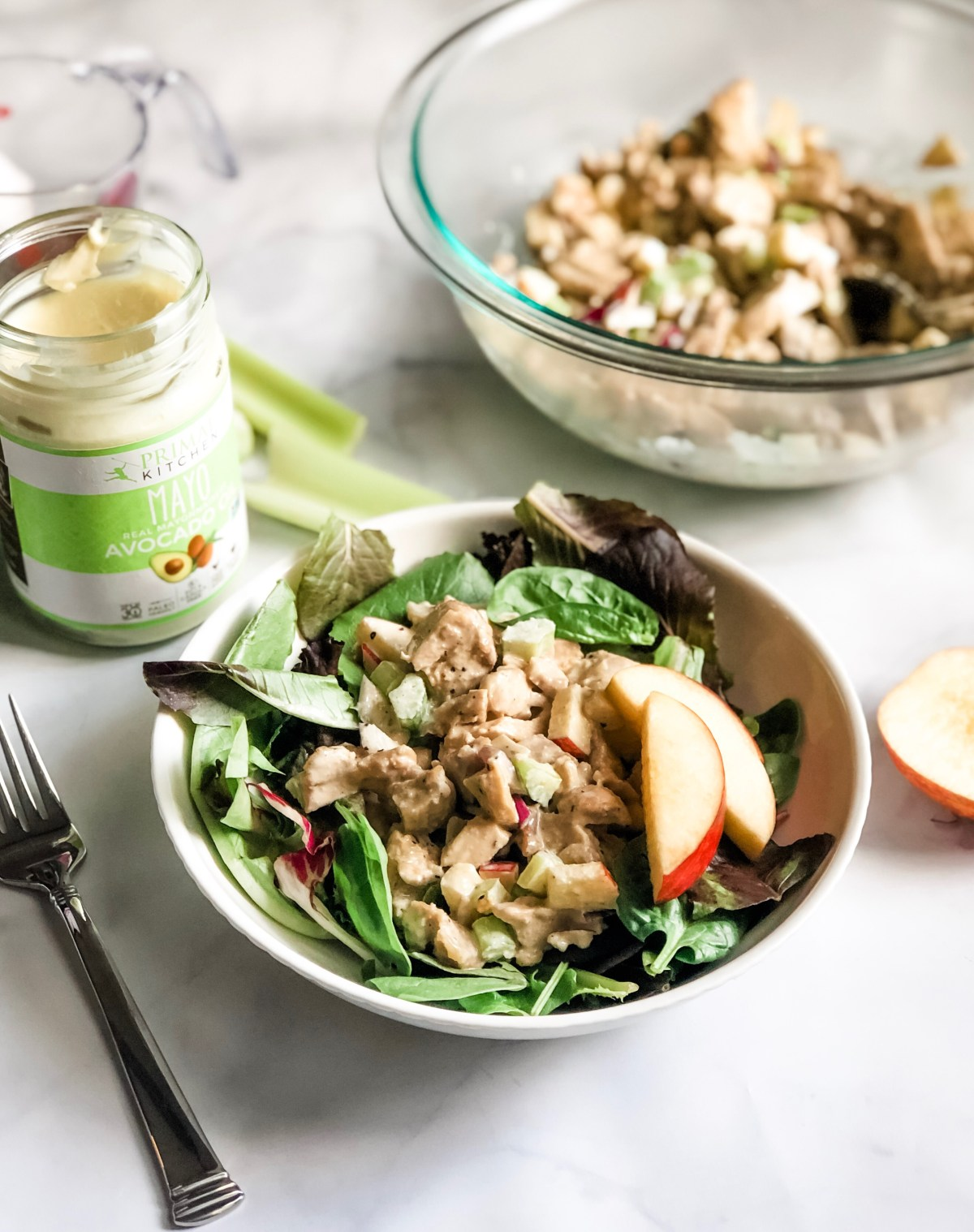 30-Minute Paleo Chicken Salad