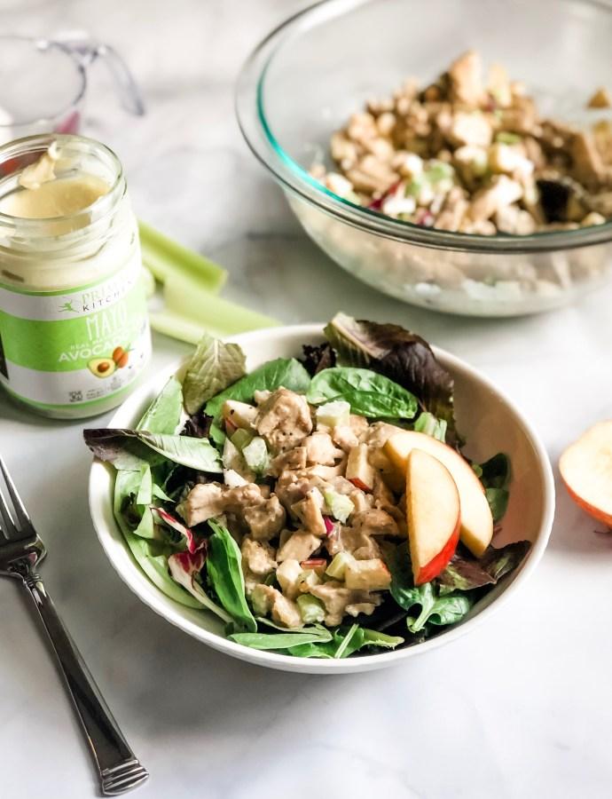 30-Minute Paleo Chicken Salad