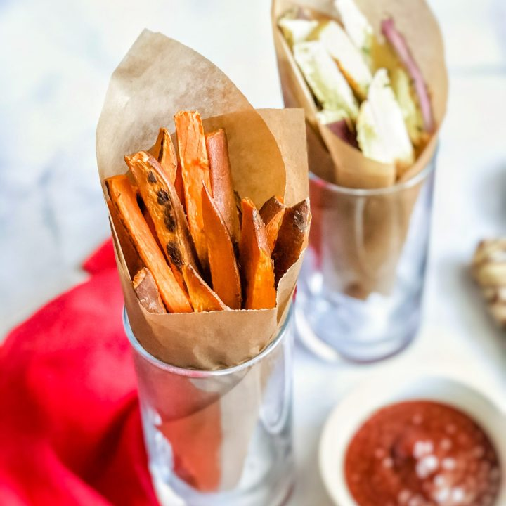 Sweet Potato Fries: 2 Ways