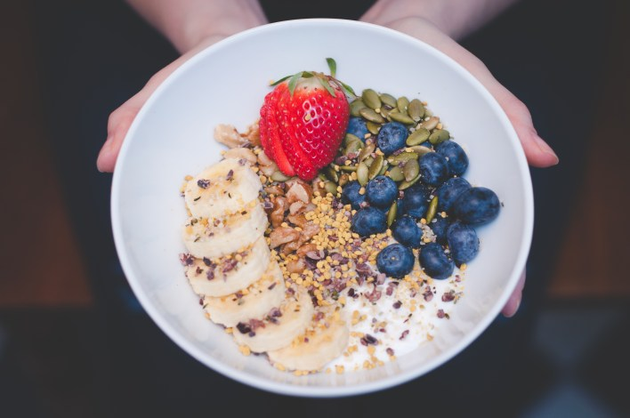 Powered-Up Chia Breakfast Bowl