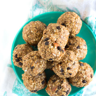 Toasted Coconut Almond Energy Bites