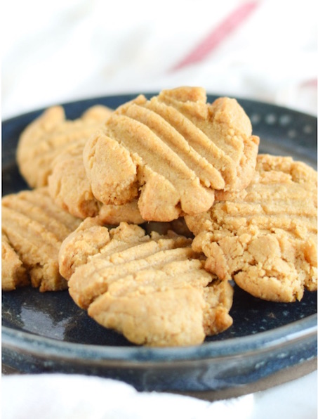 9 Awesome Gluten Free Cookie Recipes | Peanut Butter Oat Cookies